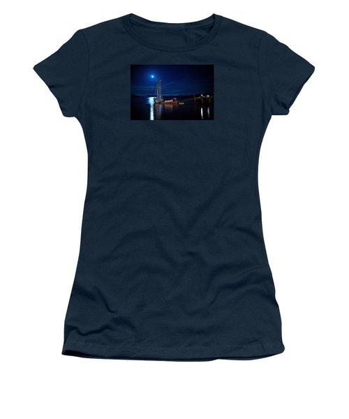 Harbor Moon Women's T-Shirt