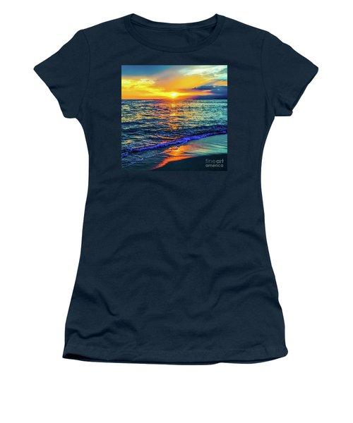 Hawaii Beach Sunset 149 Women's T-Shirt
