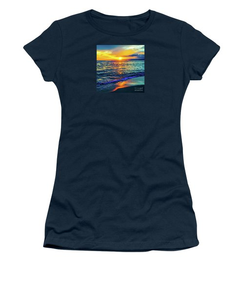 Hawaii Beach Sunset 149 Women's T-Shirt