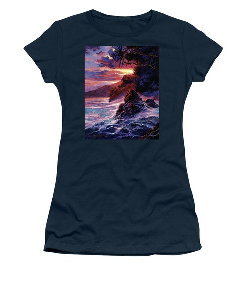 Hawaiian Sunset - Kauai Women's T-Shirt