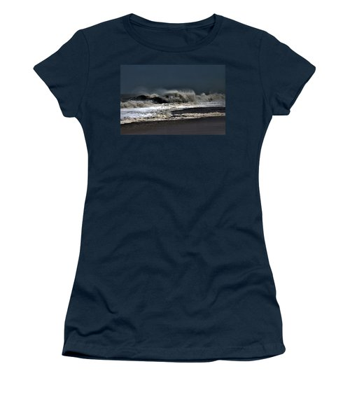 Stormy Surf Women's T-Shirt
