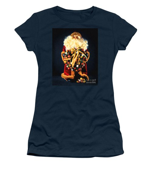 Here Comes Santa Women's T-Shirt