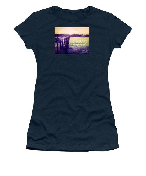 Hermosa Beach California Women's T-Shirt