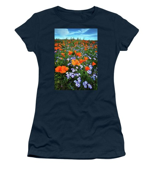 High Desert Wildflowers Women's T-Shirt