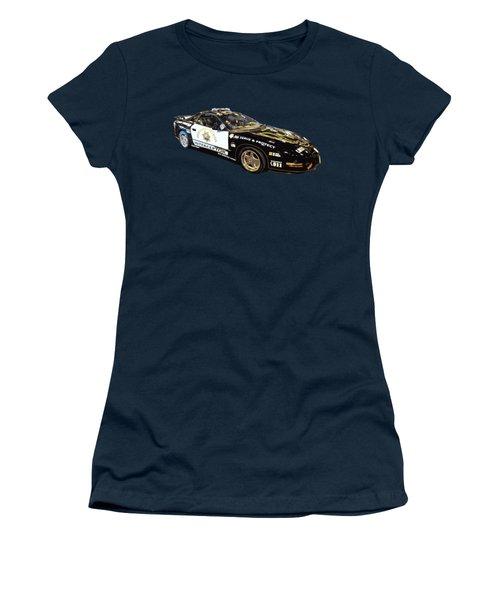 Highway Interceptor Art Women's T-Shirt