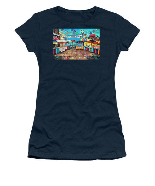 Historic Market Square Women's T-Shirt