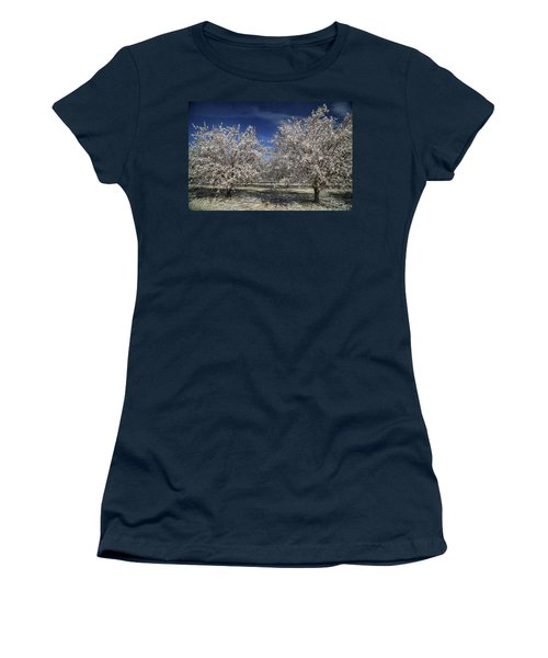 Women's T-Shirt (Junior Cut) featuring the photograph Hopes And Dreams by Laurie Search