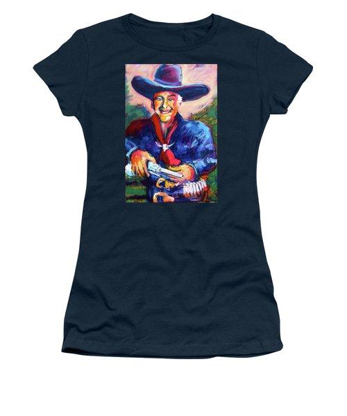 Hoppy's Got A Gun Women's T-Shirt