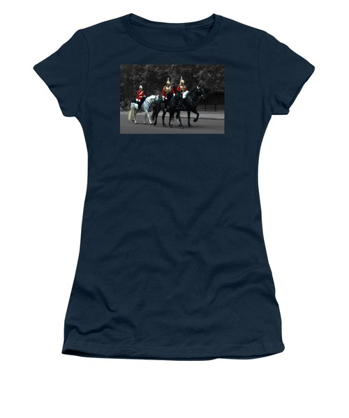 Household Cavalry Women's T-Shirt (Athletic Fit)
