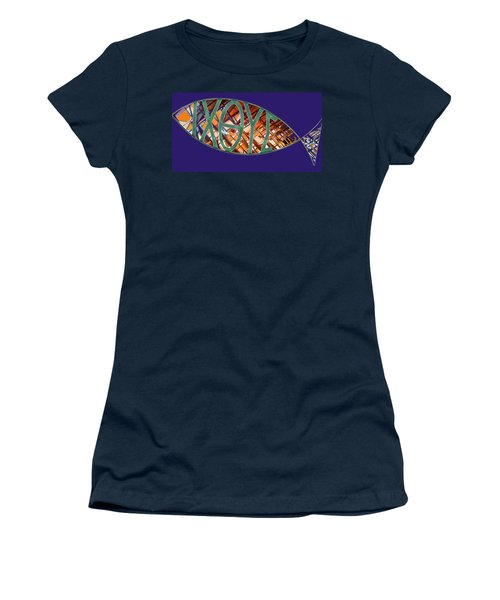 Ichthys Fish Women's T-Shirt