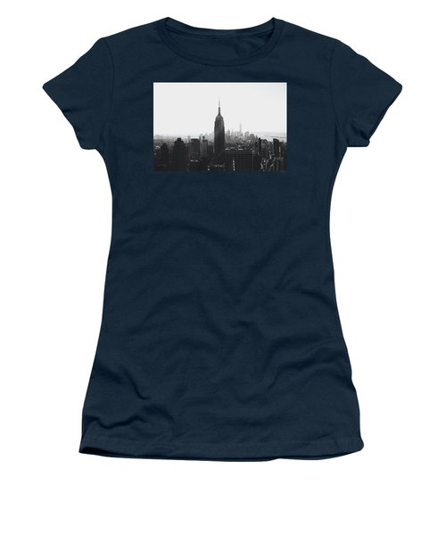 I'll Take Manhattan  Women's T-Shirt (Junior Cut) by J Montrice