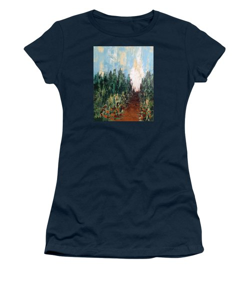 In The Garden Women's T-Shirt