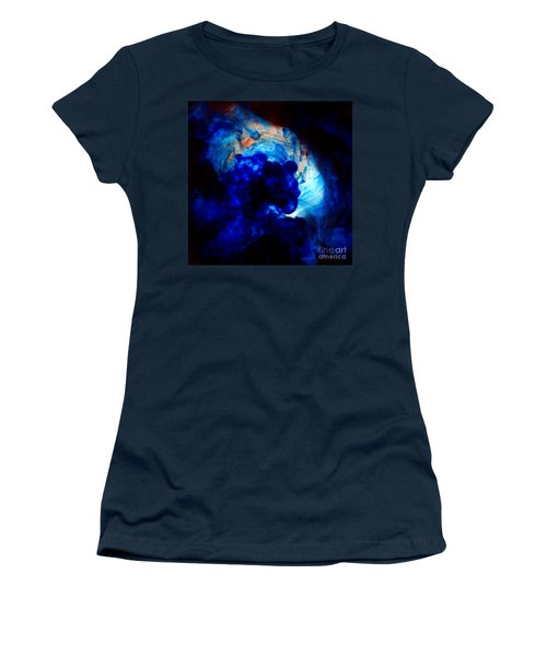 Ink Swirls 002 Women's T-Shirt