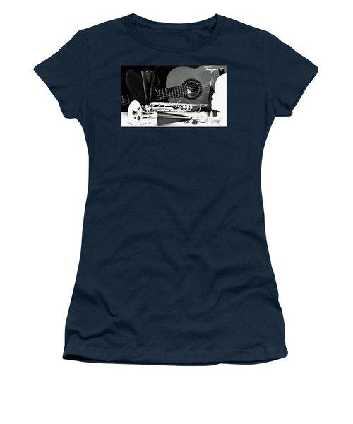 Intermission Women's T-Shirt (Junior Cut) by Elf Evans