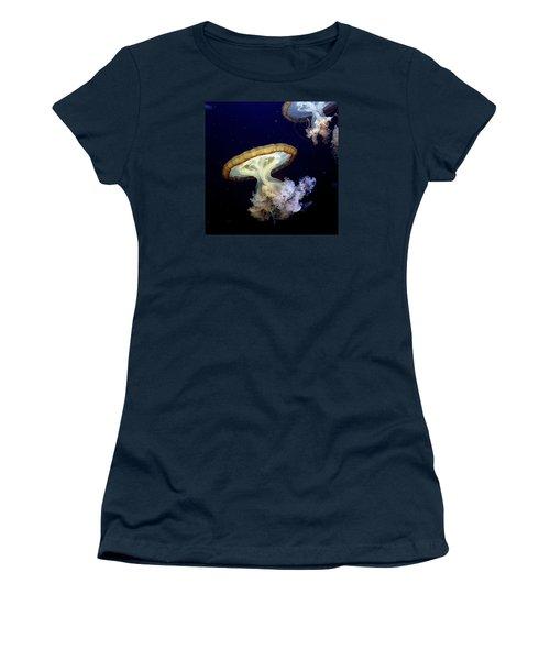 Invasion Of The Japanese Sea Nettles Women's T-Shirt