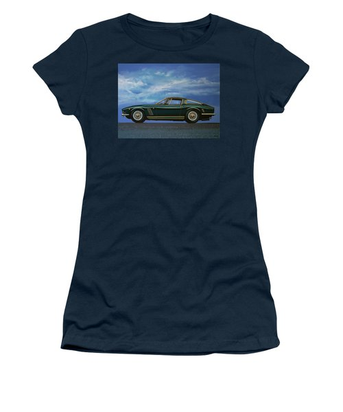 Iso Grifo Gl 1963 Painting Women's T-Shirt