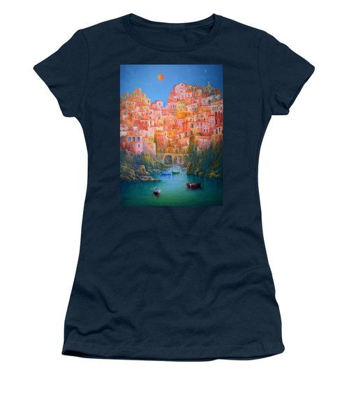Impressions Of Italy   Women's T-Shirt (Athletic Fit)