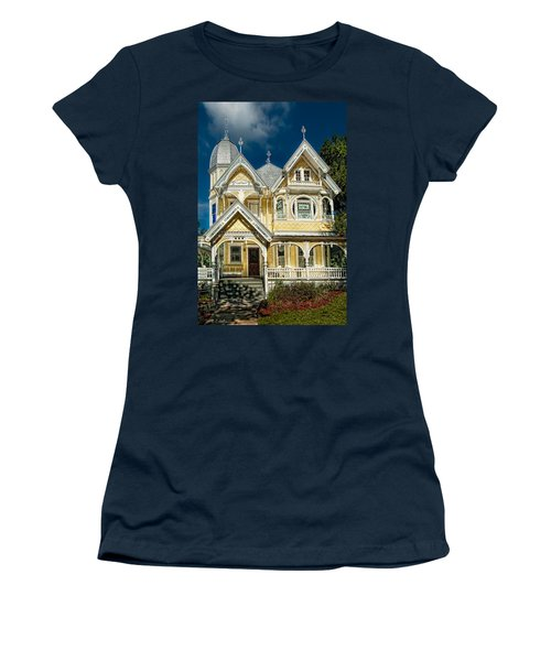 Women's T-Shirt featuring the photograph J. P. Donnelly House by Christopher Holmes
