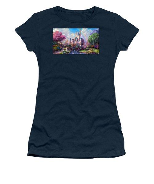 Jana Women's T-Shirt (Junior Cut) by Geraldine DeBoer