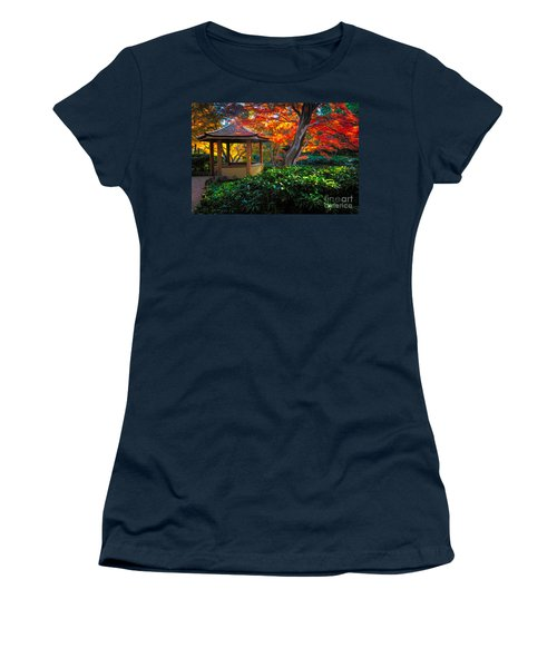 Japanese Gardens Women's T-Shirt