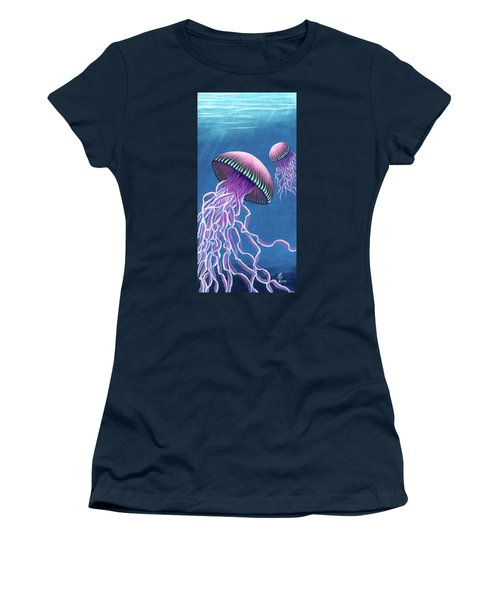 Jellies 3 Women's T-Shirt (Junior Cut) by Rebecca Parker