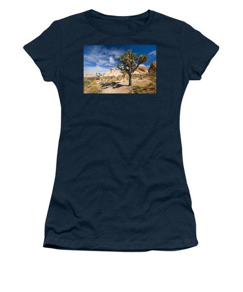 Joshua Tree With Shadow Women's T-Shirt