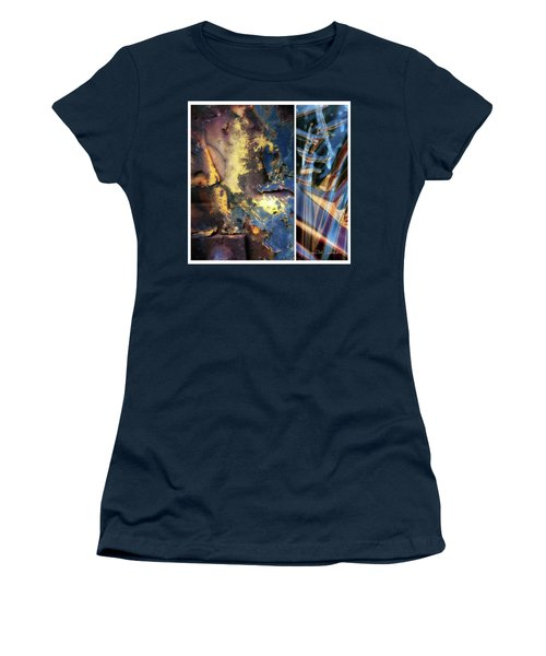 Juxtae #71 Women's T-Shirt (Junior Cut)