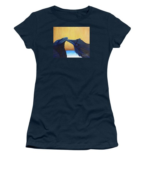 K And B Women's T-Shirt (Athletic Fit)