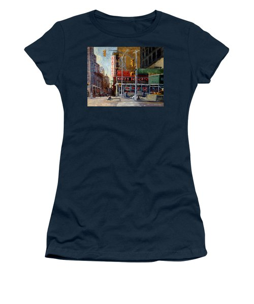 Katz's Delicatessen, New York City Women's T-Shirt