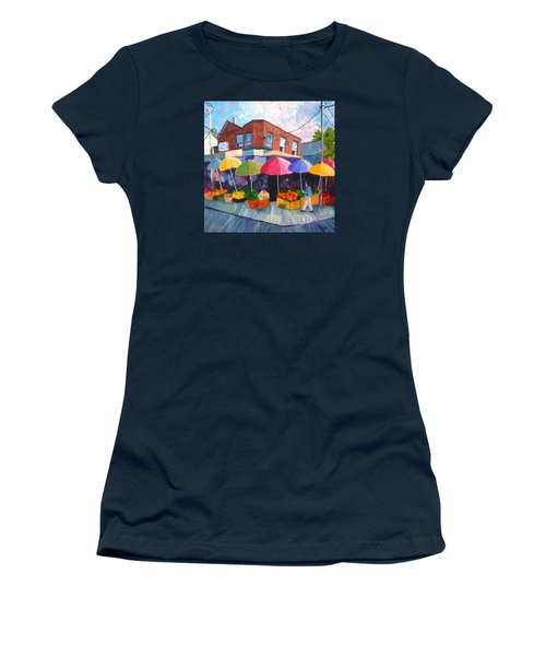 Kensington Market Women's T-Shirt (Junior Cut)