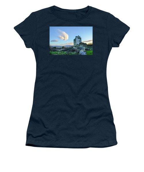 Kilcash Castle Ufo Women's T-Shirt (Athletic Fit)