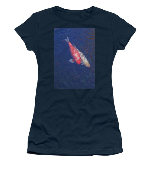 Koi Fish Partners Women's T-Shirt