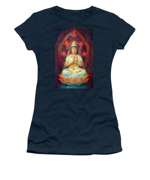 Kuan Yin's Prayer Women's T-Shirt