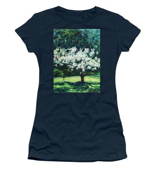 Kwanzan I Women's T-Shirt (Athletic Fit)