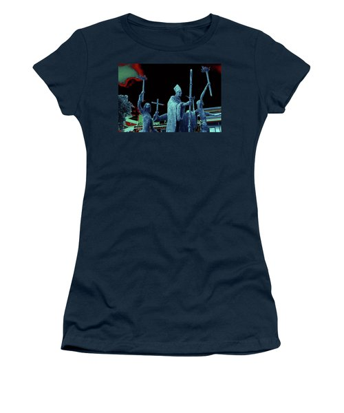 La Rogativa 2106 Women's T-Shirt (Junior Cut) by Ricardo J Ruiz de Porras