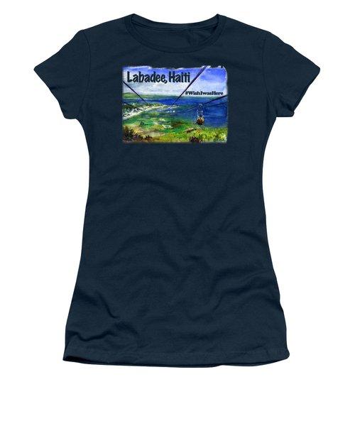 Labadee Haiti Shirt Women's T-Shirt (Athletic Fit)
