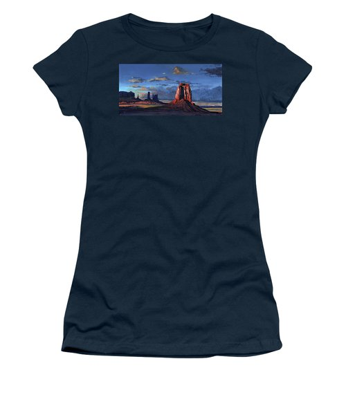 Last Rays Of The Day Women's T-Shirt (Athletic Fit)