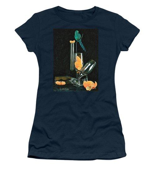 Le Perroquet Vert Women's T-Shirt