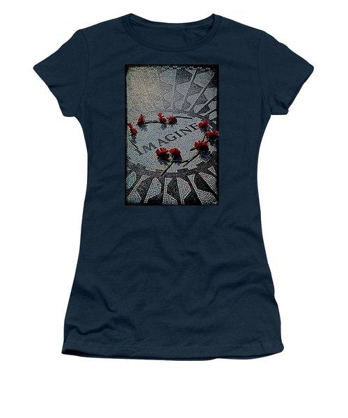 Lennon Memorial Women's T-Shirt