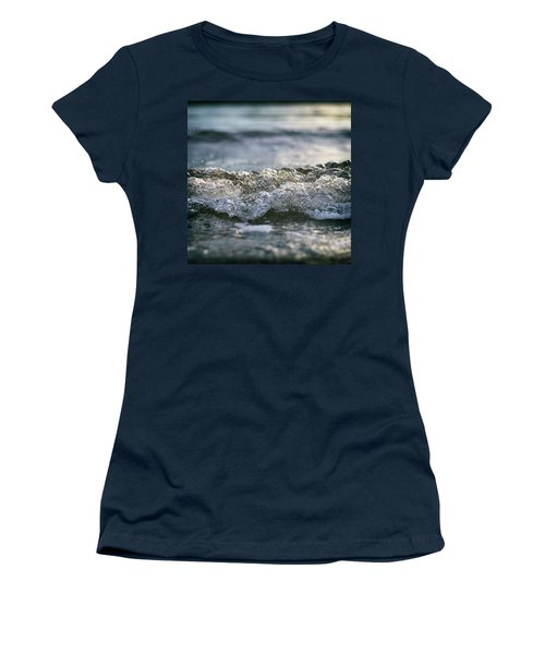 Women's T-Shirt (Junior Cut) featuring the photograph Let It Come To You by Laura Fasulo