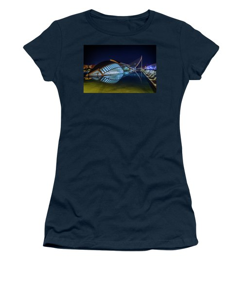 L'hemisferic In Valencia Women's T-Shirt