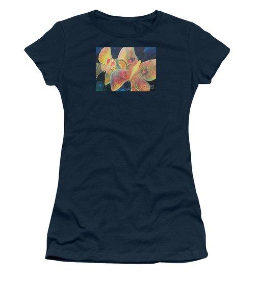 Lighthearted Women's T-Shirt (Junior Cut) by Helena Tiainen