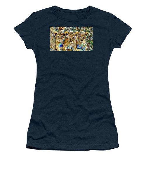 Lion Cubs Women's T-Shirt
