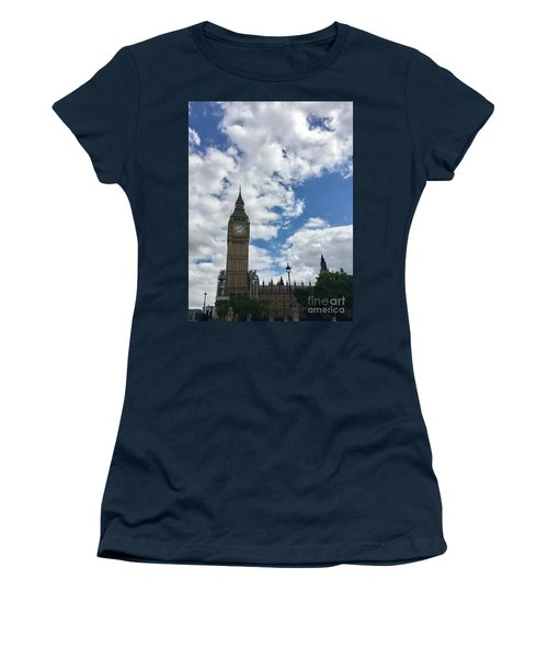 London England  Big Ben Women's T-Shirt