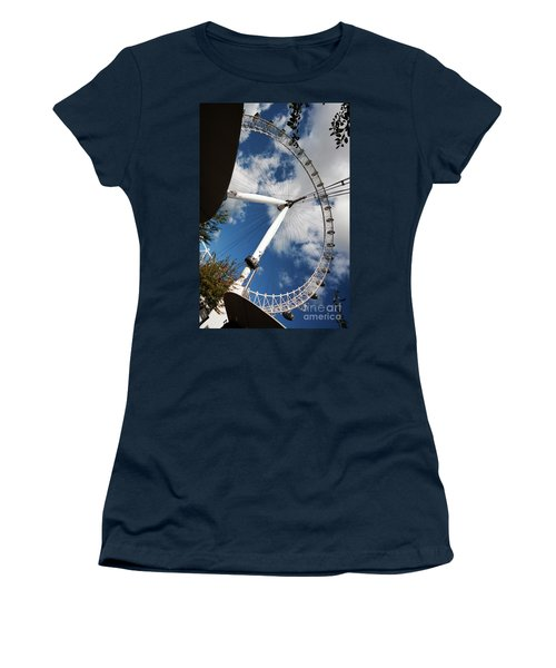London Ferris Wheel Women's T-Shirt