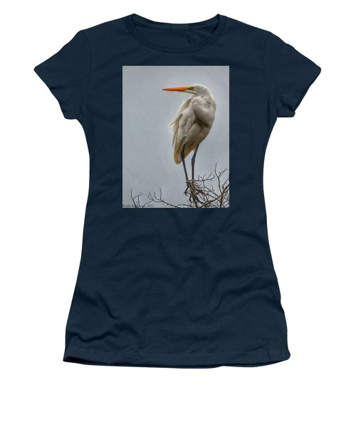 Looking Women's T-Shirt (Athletic Fit)