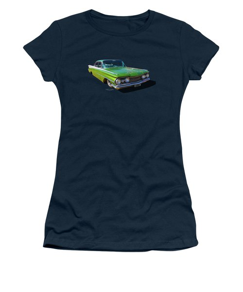 Low Down Olds Women's T-Shirt (Athletic Fit)