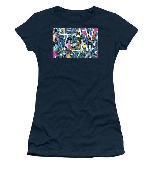 Lucky Sevens Women's T-Shirt (Athletic Fit)
