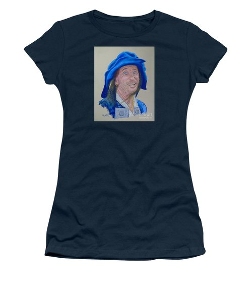 Lunenburg Pirates Women's T-Shirt (Junior Cut) by Rae  Smith