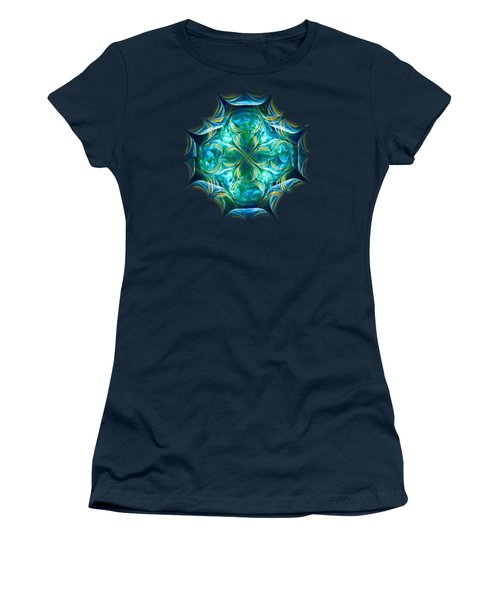 Magic Mark Women's T-Shirt (Junior Cut) by Anastasiya Malakhova